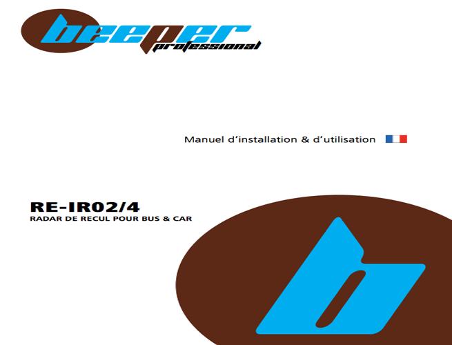 Manuel RPRO-IR02