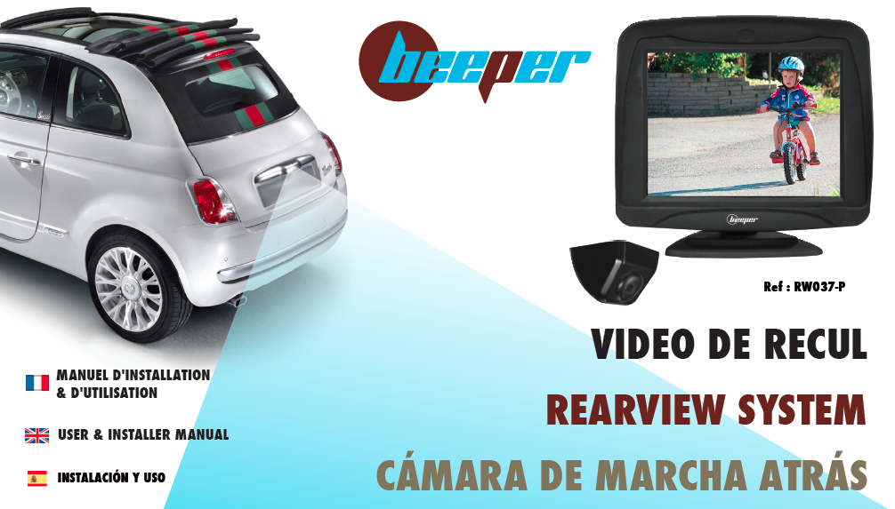 Manuel RW037-PS